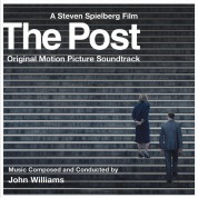 John Williams: The Post (Limited Numbered Edition - White Vinyl) - Plak
