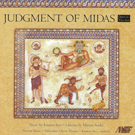 Kamran İnce: Ince: Judgment of Midas - CD