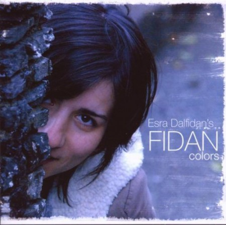 Esra Dalfidan: Colors - CD