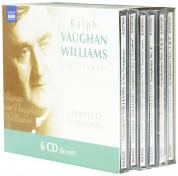 Çeşitli Sanatçılar: Vaughan Williams: Complete Symphonies - CD