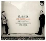 Isabelle Faust: Bartok: Violin Concertos - CD