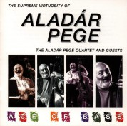 Aladar Pege: Ace Of Bass - CD