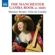 Dietmar Berger: The Manchester Gamba Book - CD