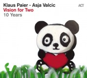 Klaus Paier, Asja Valcic: Vision For Two - 10 Years - CD