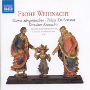 Çeşitli Sanatçılar: Frohe Weihnacht (Merry Christmas) - CD