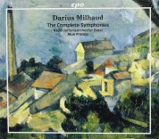 Alun Francis, Sinfonieorchester Basel: Milhaud: The Complete Symphonies - CD