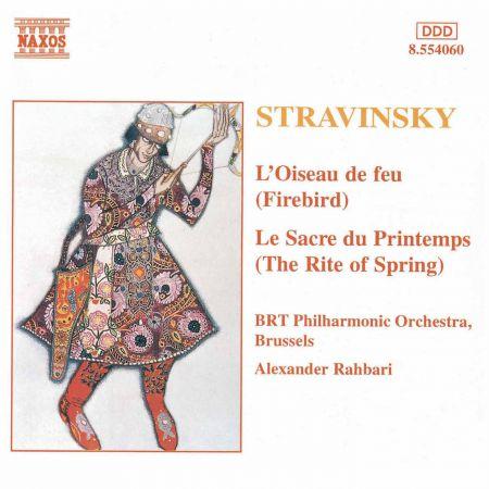 Stravinsky: The Firebird / The Rite of Spring - CD