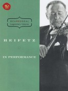 Jascha Heifetz: Heifetz in Performance - DVD