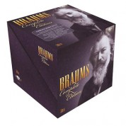 Çeşitli Sanatçılar: Brahms: Complete Edition - CD