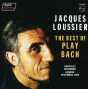 Jacques Loussier: The Best Of Play Bach - CD