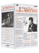 Çeşitli Sanatçılar: A Tribute to Benjamin Britten - DVD