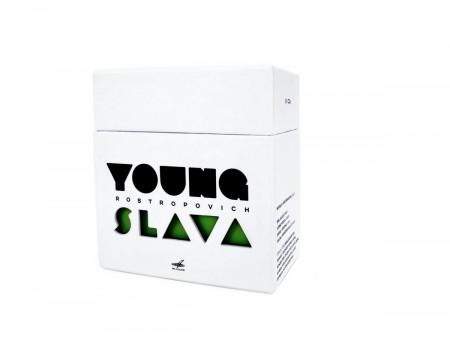 Mstislav Rostropovich: Young Slava - CD