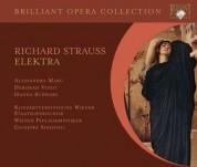 Alessandra Marc, Deborah Voigt, Hanna Schwarz, Konzertvereinigung Wiener Staatsopernchor, Wiener Philharmoniker, Guiseppe Sinopoli: Strauss: Elektra - CD