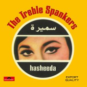 The Treble Spankers: Hasheeda - Plak