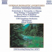 Slovak Radio Symphony Orchestra: German Romantic Overtures - CD