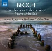 Dalia Atlas, London Symphony Orchestra: Bloch: Symphony in C-Sharp Minor & Poems of the Sea - CD