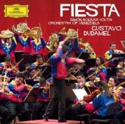 Gustavo Dudamel, Orchestra of Venezuela, Simón Bolívar Youth Orchestra of Venezuela: Fiesta Dudamel - CD