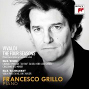 Francesco Grillo: Vivaldi: The Four Seasons (Arr. for Piano) - CD