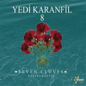Çeşitli Sanatçılar: Yedi Karanfil 8 - CD