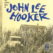 John Lee Hooker: The Country Blues Of John Lee Hooker - CD