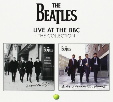 The Beatles: On Air: Live At The BBC Vol:1 & 2 - CD