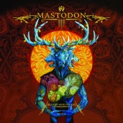 Mastodon: Blood Mountain - Plak
