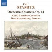 Stamitz, C.: Orchestral Quartets, Op. 14 - CD