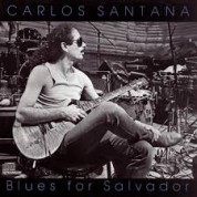 Carlos Santana: Blues for Salvador - Plak