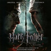 Alexandre Desplat: Harry Potter And The Deathly Hallows Part 2 - CD