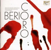 Kölner Rundfunkchor, Herbert Schernus, Kölner Rundfunk-Sinfonieorchester, Luciano Berio: Berio: Coro - CD