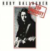 Rory Gallagher: Top Priority - Plak