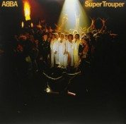 Abba: Super Trouper - Plak