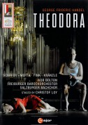 Christine Schäfer, Bejun Mehta, Joseph Kaiser, Bernarda Fink, Freiburger Barockorchester, Ivor Bolton: Handel: Theodora - DVD