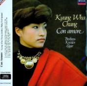 Kyung-Wha Chung: Con Amore - Plak