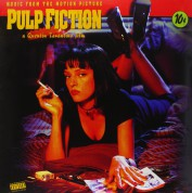 Çeşitli Sanatçılar: OST - Pulp Fiction (Quentin Tarantino) - Plak