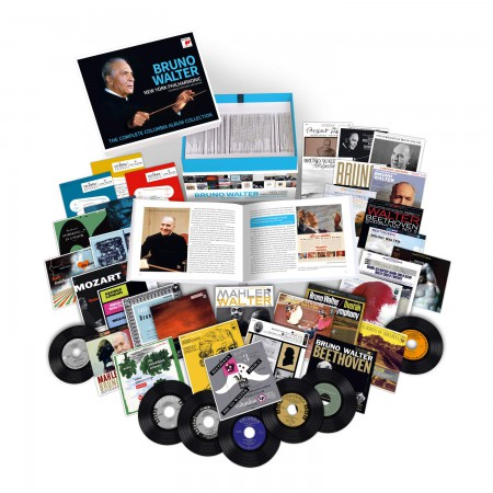 Bruno Walter: The Complete Columbia Album Collection - CD