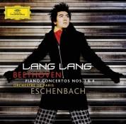 Christoph Eschenbach, Lang Lang, Orchestre de Paris: Beethoven: Piano Concertos 1+4 - CD