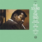 Oscar Peterson: The Sound Of The Trio - Plak