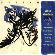 Vince Mendoza, Charlie Mariano, Dave Liebman, WDR BIGBAND: Sketches - CD