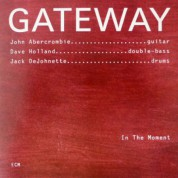 Gateway: In The Moment - CD