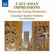 Caucasian Impressions - CD
