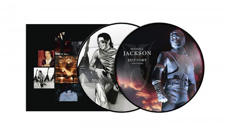 Michael Jackson: History: Continues (Limited Edition - Picture Disc) - Plak