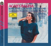 Agnes Baltsa, Athens Experimental Orchestra, Stavros Xarhakos: Agnes Baltsa - Songs My Country Taught Me - CD