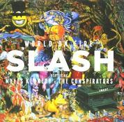 Slash: World on Fire (Limited Edition) - Plak