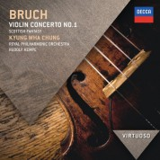Kyung-Wha Chung, Royal Philharmonic Orchestra, Rudolf Kempe: Bruch: Violin Concerto - CD