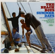 The Beach Boys: Summer Days (Stereo) - Plak