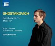 Huddersfield Choral Society, Vasily Petrenko, Royal Liverpool Philharmonic Choir, Royal Liverpool Philharmonic Orchestra, Alexander Vinogradov: Shostakovich: Symphony No. 13 - CD