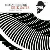 Bojan Gorisek: Satie: Piano Works - Plak