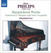 Philips: Harpsichord Music - CD