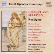 Sullivan: Ruddigore (D'Oyly Carte) (1950) - CD